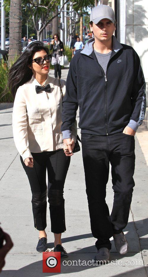 kourtney kardashian and scott disick have lunch 3637979