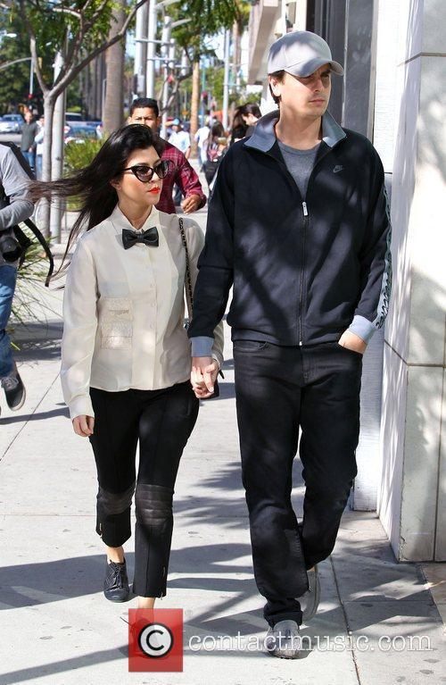 Kourtney Kardashian and Scott Disick 6