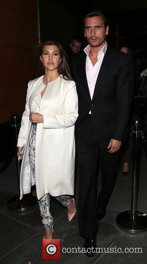 kourtney kardashian and scott disick leaving zuma 5948295
