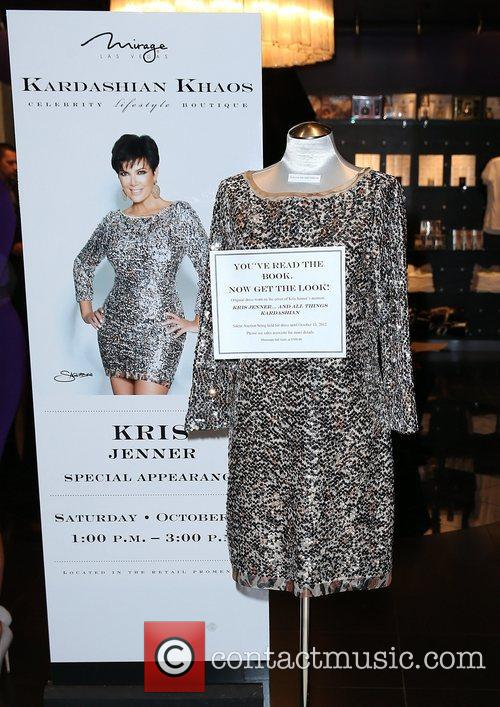 Kris Jenner makes an appearance at 'Kardashian Khaos'...