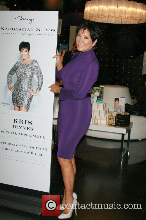 Kris Jenner, Kardashian Khaos, The Mirage Hotel, Casino Las Vegas, Nevada
