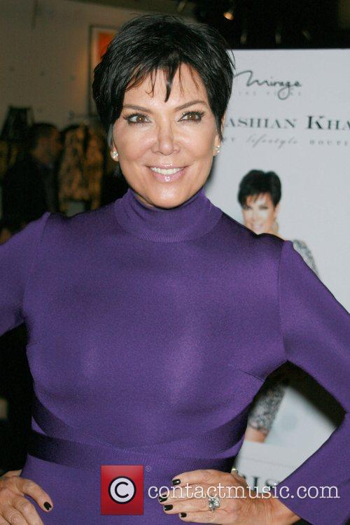 Kris Jenner, Kardashian Khaos, The Mirage Hotel, Casino Las Vegas and Nevada 1