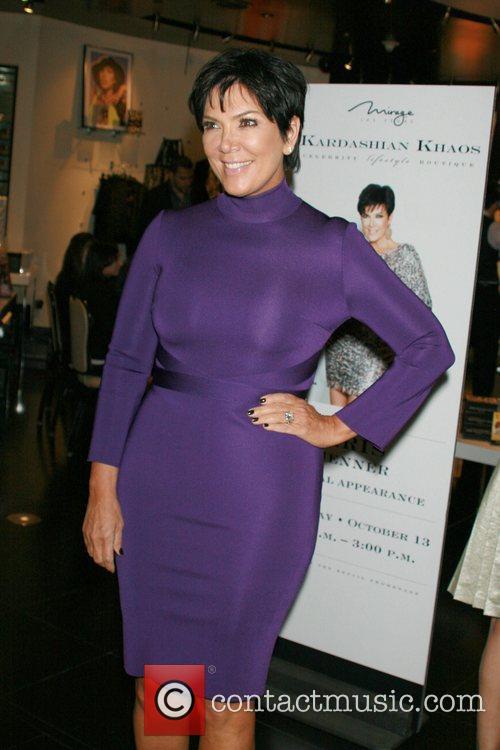 Kris Jenner, Kardashian Khaos, The Mirage Hotel, Casino Las Vegas and Nevada 9