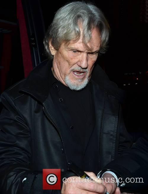 Kris Kristofferson, Olympia Theatre, Dublin. The, Country, For, Me, Bobby Mcgee, Good Times and Irish 4