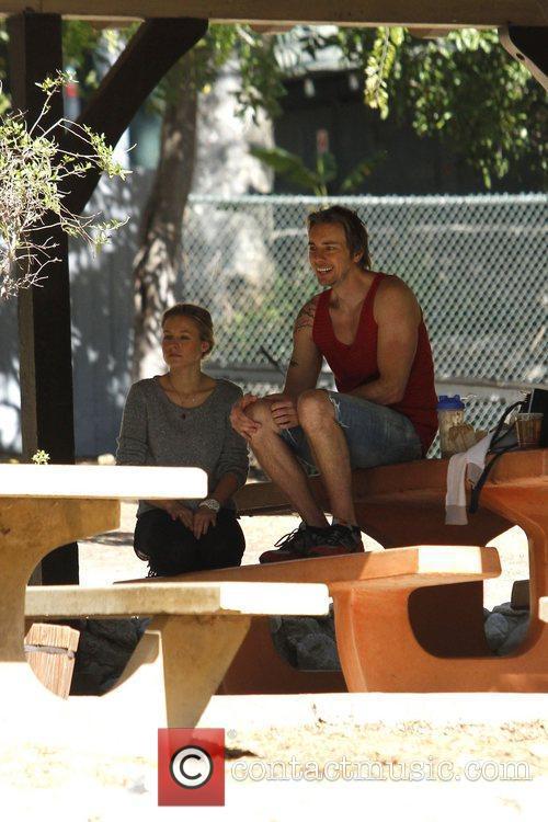 Kristen Bell and Dax Shepard 5