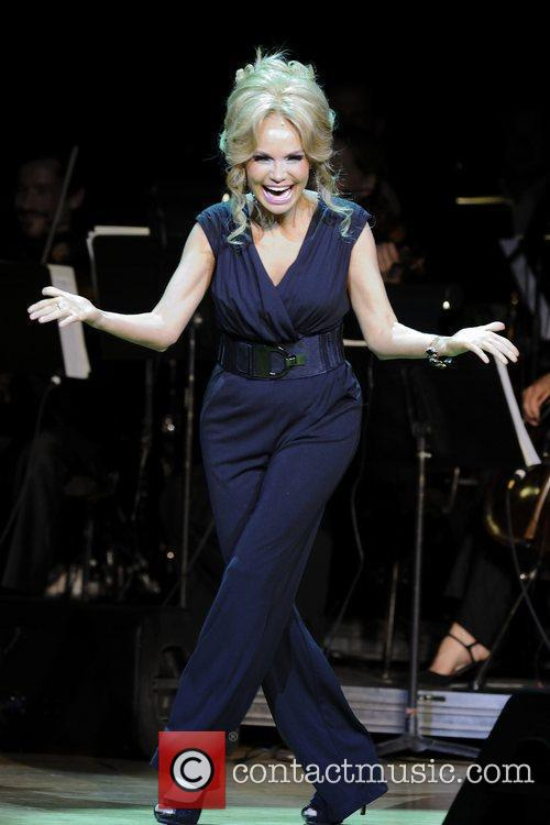 kristin chenoweth performs on stage at massey 3940642