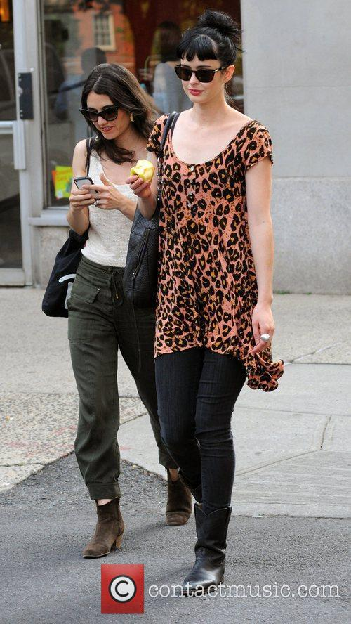 Krysten Ritter out and about in Manhattan New...