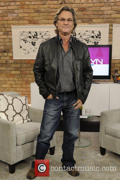 Kurt Russell appears on 'The Marilyn Denis Show'...