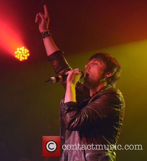 Kye Sones  performing at G-A-Y at Heaven...