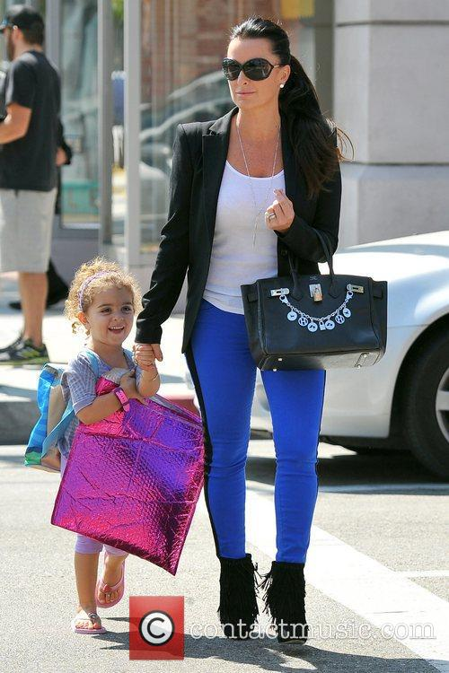 The Real Housewives and Beverly Hills' Kyle Richards 5