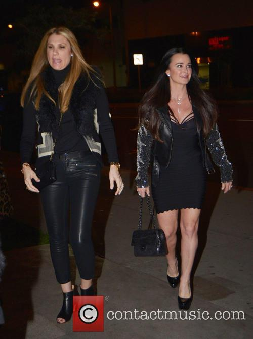 Kyle Richards 'The Real Housewives of Beverly Hills'...
