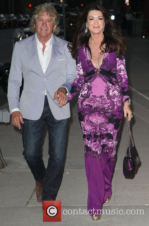 Celebrities attend Kyle Richards pre-opening party for her...