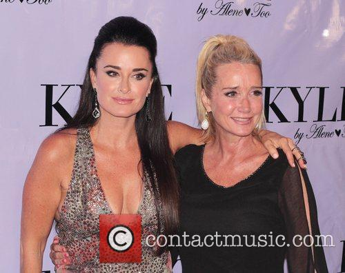 Kyle Richards and Kim Richards 2