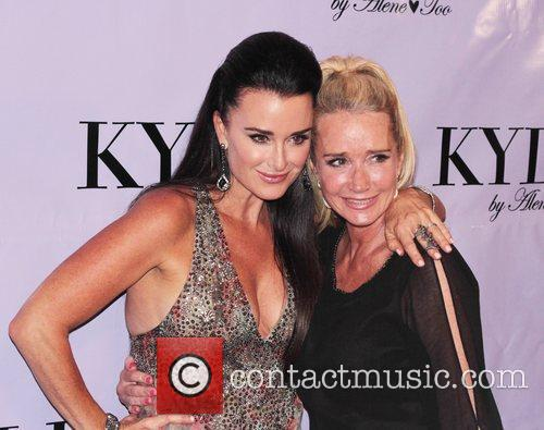Kyle Richards and Kim Richards 3