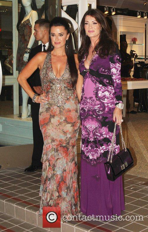 Kyle Richards and Lisa Vanderpump 4