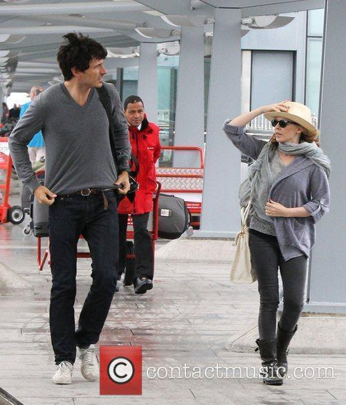 Kylie Minogue and Andres Velencoso 3