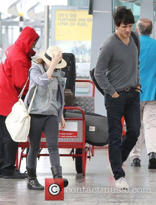 Kylie Minogue and Andres Velencoso 4