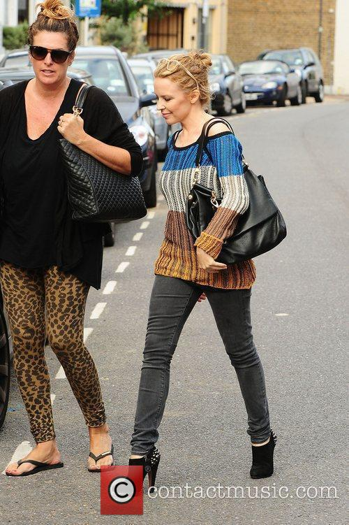 kylie minogue out and about in west 3976072