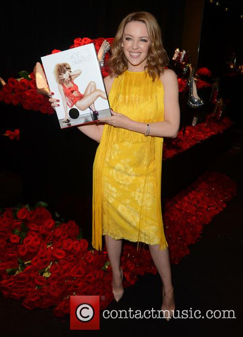 Kylie Minogue, Fashion and Harrods 8