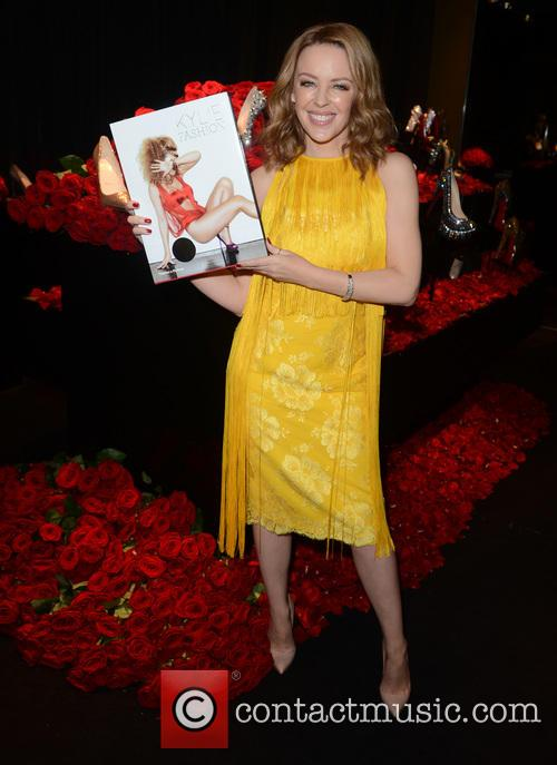 Kylie Minogue, Fashion and Harrods 10