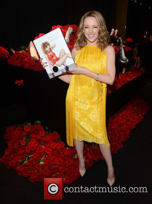 Kylie Minogue, Fashion and Harrods 7