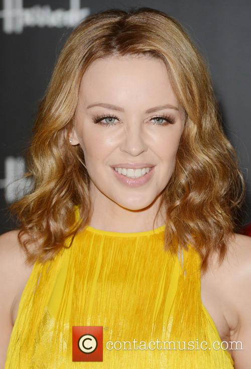 Kylie Minogue, Fashion, Harrods