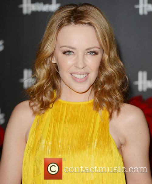 Kylie Minogue, Fashion and Harrods 4