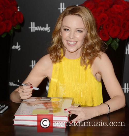 Kylie Minogue, Fashion and Harrods 15