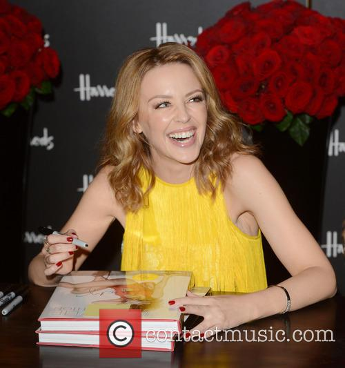 Kylie Minogue, Fashion and Harrods 13
