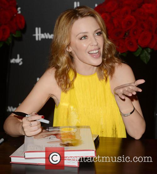 Kylie Minogue, Fashion and Harrods 11