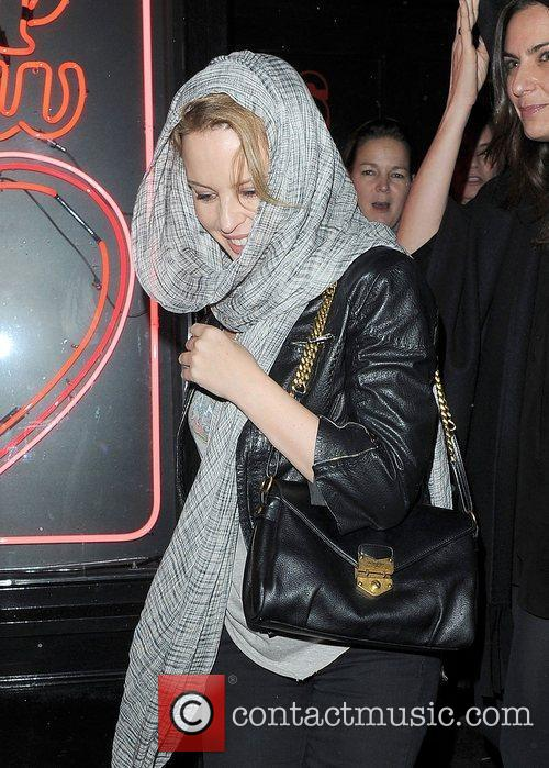 Kylie Minogue and Embassy Club 3