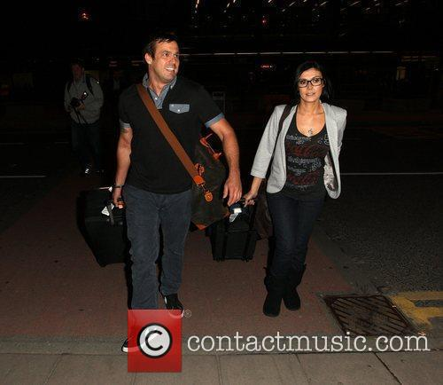 Kym Marsh and Jamie Lomas 7