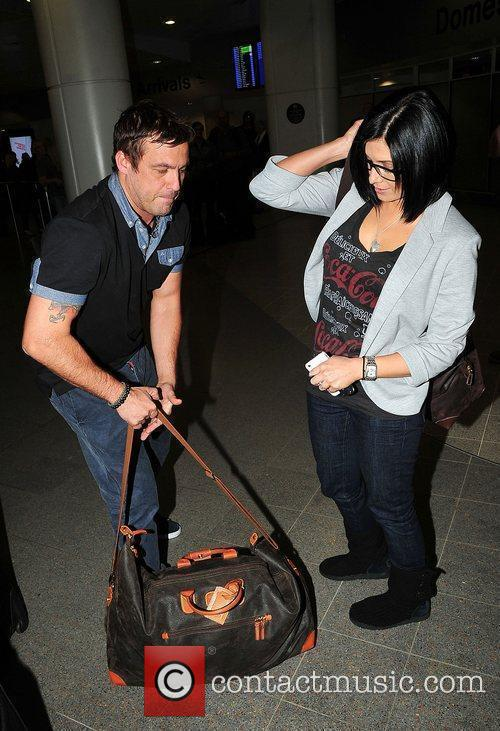 Kym Marsh and Jamie Lomas 9
