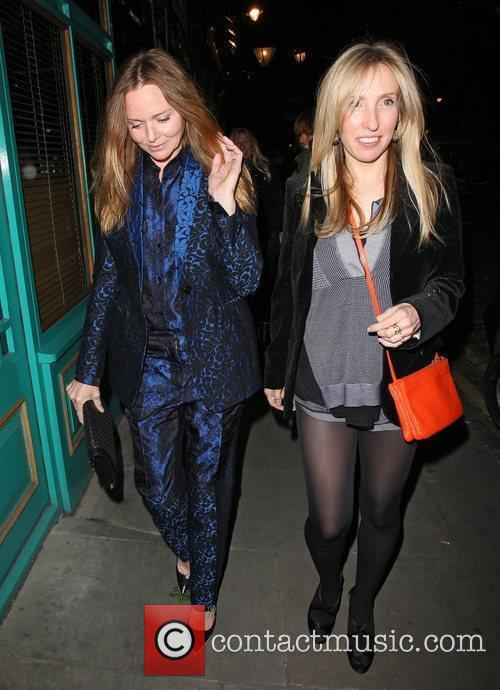 Stella Mccartney and Sam Taylor-wood 3