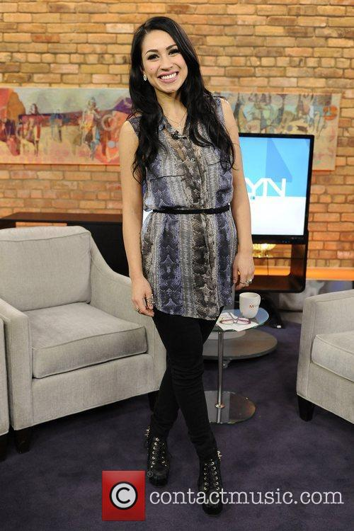 Cassie Steele  appears on 'The Marilyn Denis...