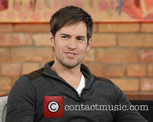 Appears on 'The Marilyn Denis Show' promoting a...