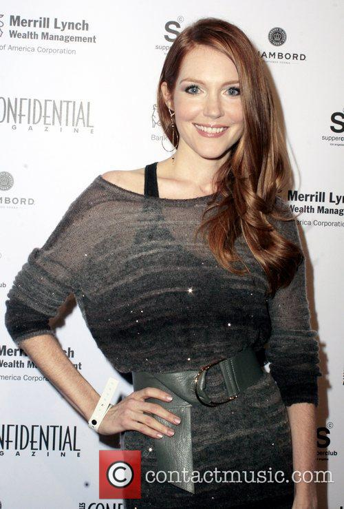 Darby Stanchfield Los Angeles Confidential Magazine celebrates its...