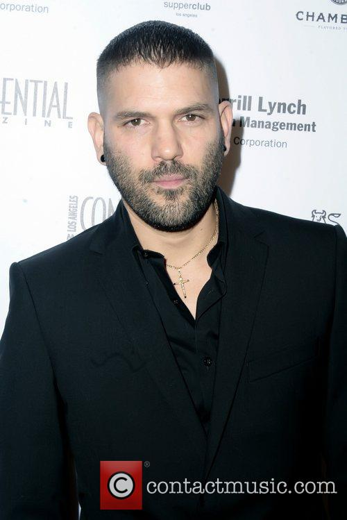 Guillermo Diaz Los Angeles Confidential Magazine celebrates its...