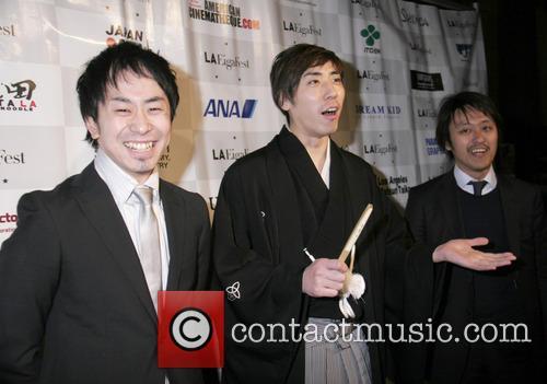 Issei Matsui, Sanshiro Katdura and Takeshi Tanaka 1