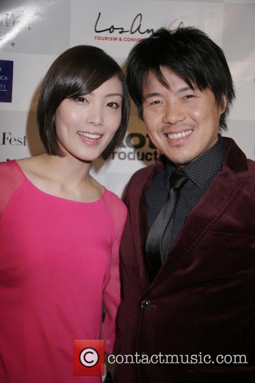 Miki Kawawa and Akihiro Kitamura
