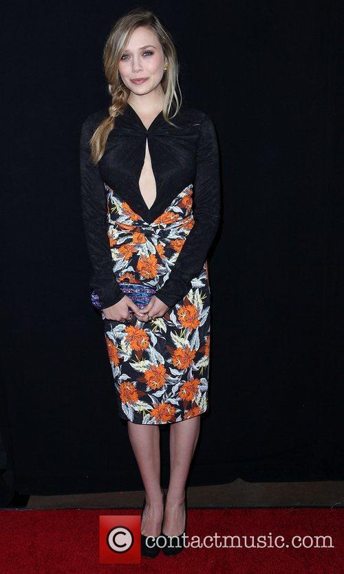 Elizabeth Olsen 37th Annual Los Angeles Film Critics...