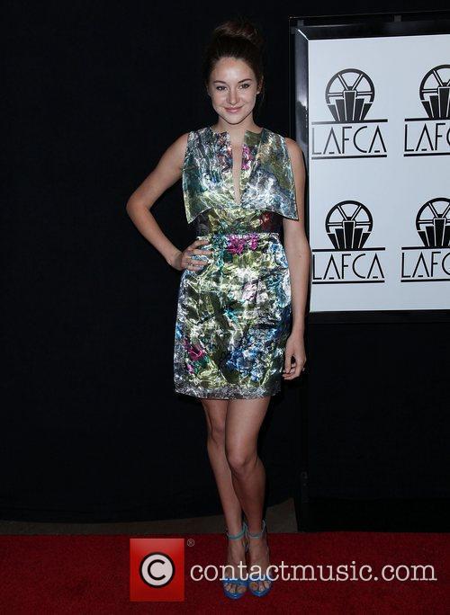 Shailene Woodley 37th Annual Los Angeles Film Critics...