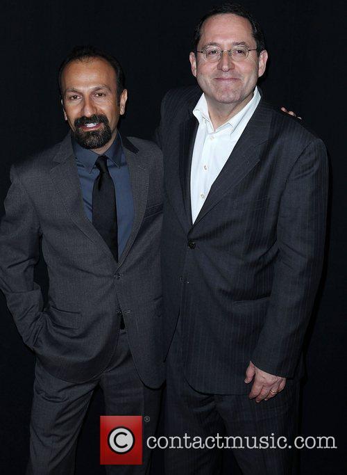 Asghar Farhadi and guest 37th Annual Los Angeles...
