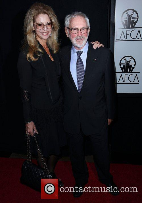 Director Norman Jewison and wife 37th Annual Los...