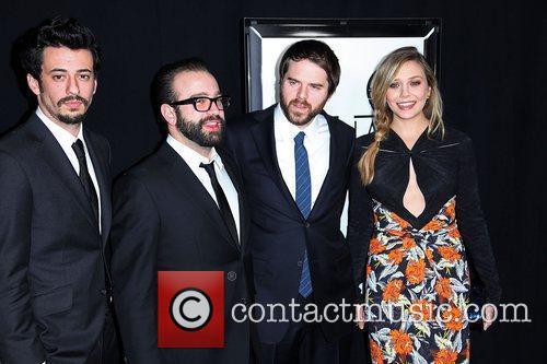 Josh Mond, Antonio Campos and Elizabeth Olsen