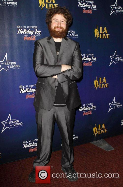 casey abrams the 4th annual holiday christmas 3638033