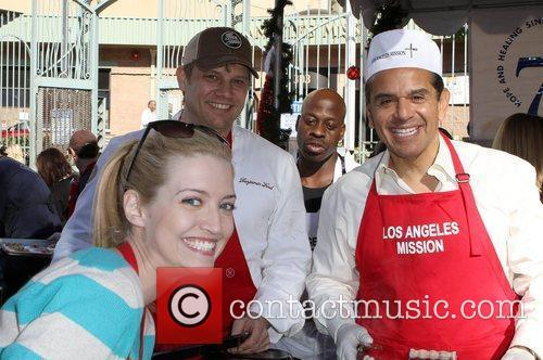 Lauren Storm and Antonio Villaraigosa 3