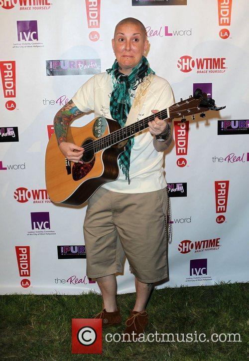 LA Pride 2012 - Purple Party held at...