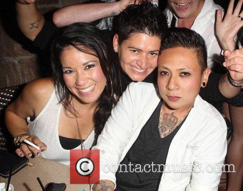 Chastity Maldonado and Guests LA Pride 2012 -...