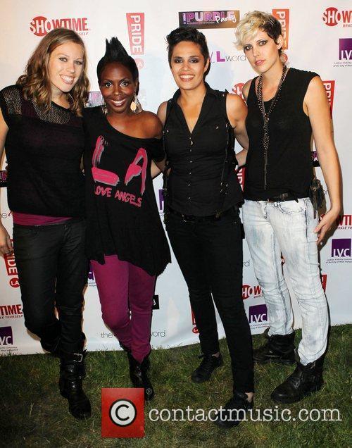 Playboy School, DJ Asha LA Pride 2012 -...